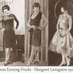 Three Evening Frocks – Margaret Livingston 1926