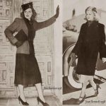 1930s Fashion – More Fall Styles – 1938