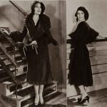 Autumn Modes – Fall Fashion in 1930