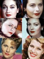 Famous-1940s-Hollywood-Faces-and-their-Make-up
