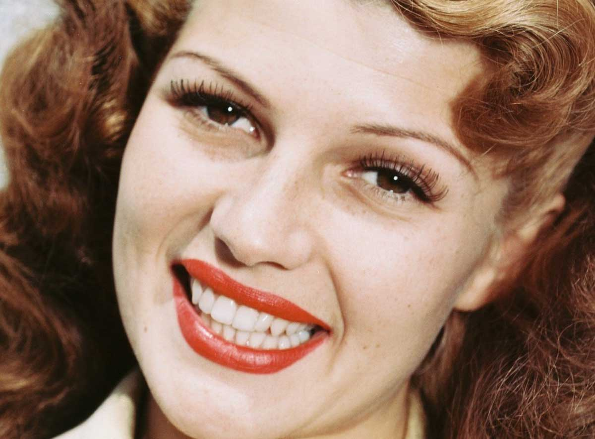 Famous 1940s Hollywood Faces and their Make-up | Glamourdaze