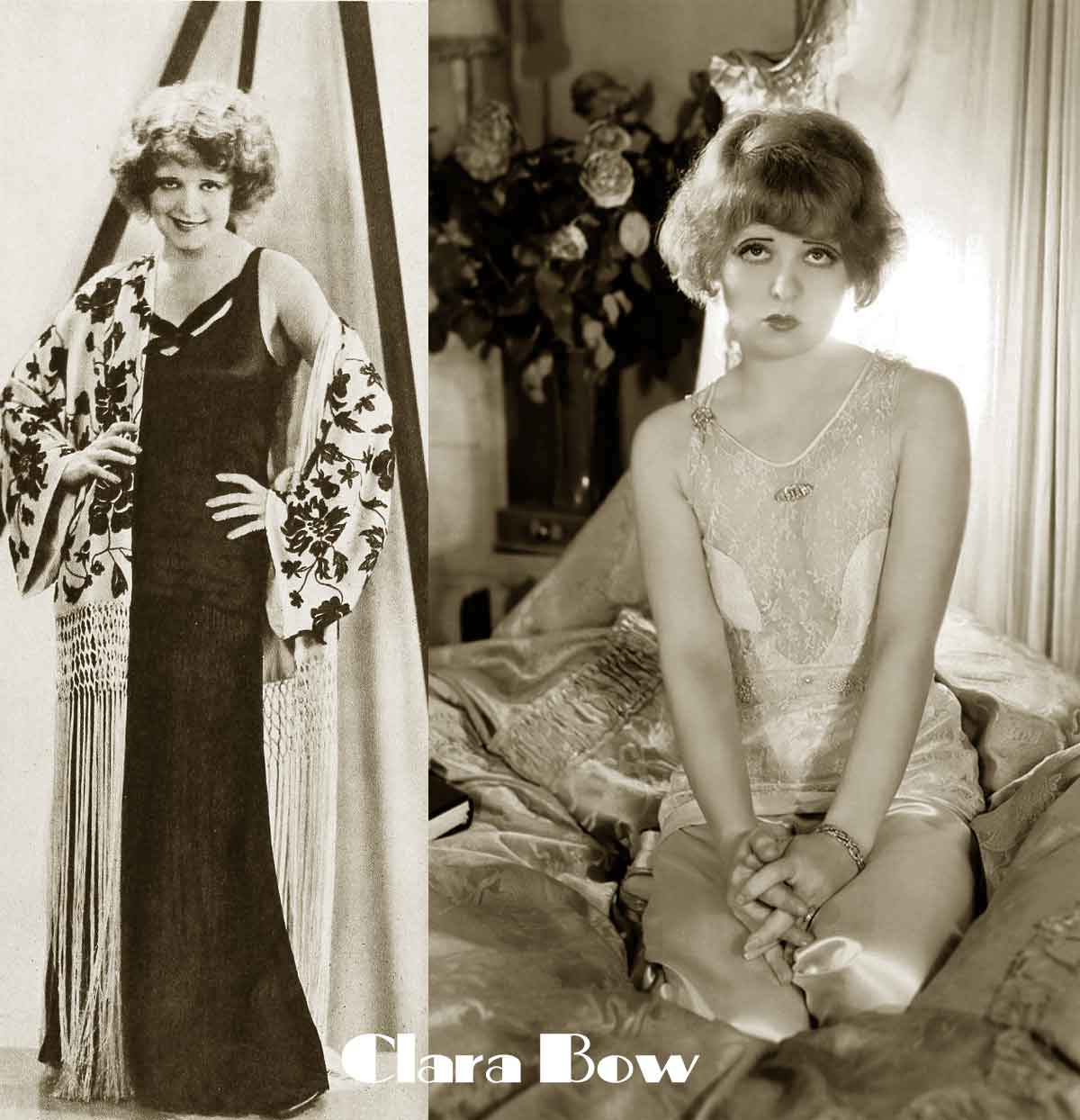 1930s-Fashion---Hollywood-Winter-Wardrobe--Clara-Bow