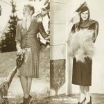 1930s Fashion – Winter Modes of 1938