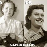 A Day in the Life – Two Women in the early 1940s