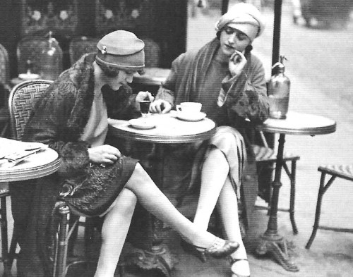 140 Years Of Paris Cafe Style