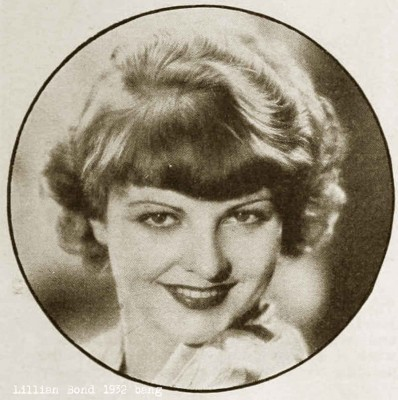 1930s Hollywood New Years Beauty Tips --Lillian-bond-bangs