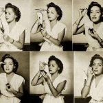 1940s Beauty  – Eye Make-up Lesson 1941
