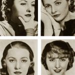 Hollywood Beauty School – Christmas 1934