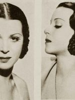 Hollywood--Coiffures-1934---Kitty-Carlisle