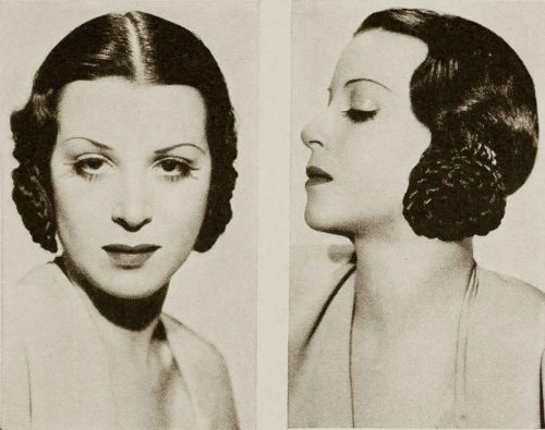 Hollywood--Coiffures-1934---Kitty-Carlisle