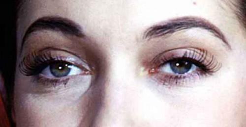 Dorothy lamour---Hazel-eyes