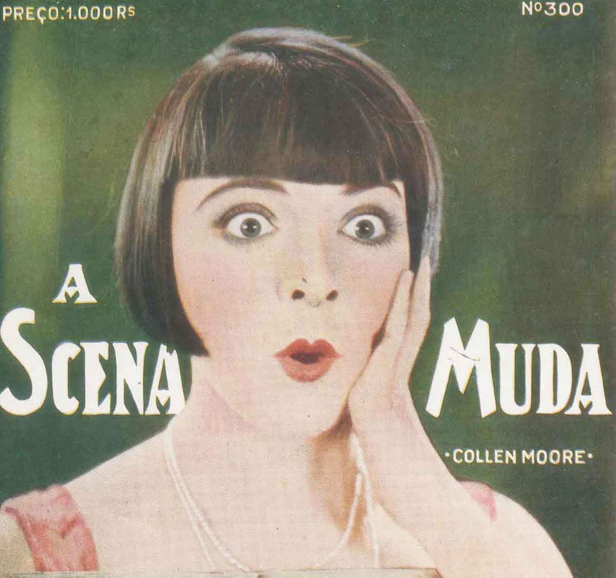 Colleen Moore- dutch bob hairstyle