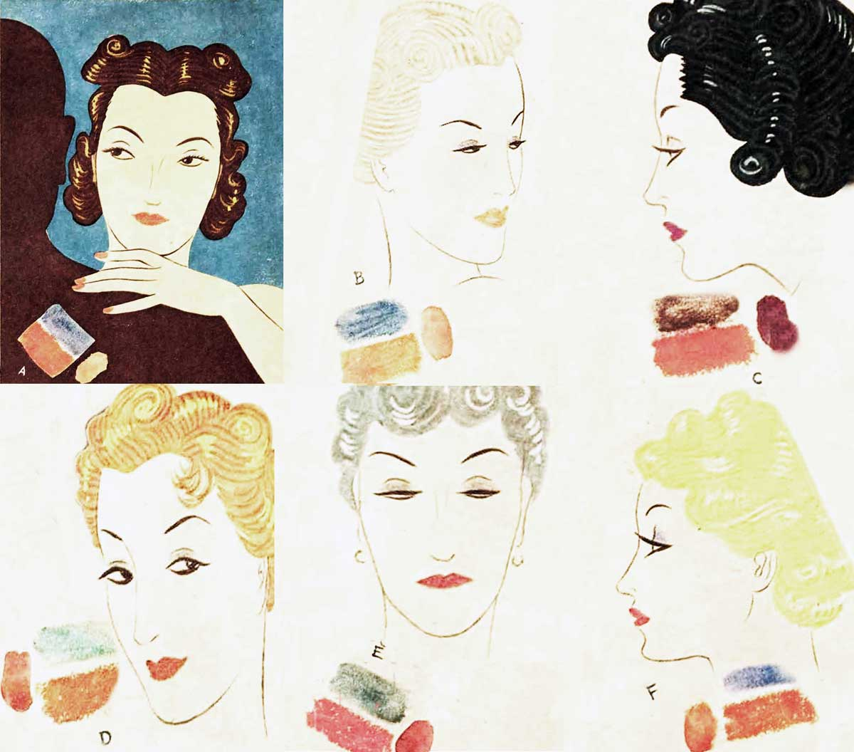1930s-Makeup-Class---Night-Time-Glamour