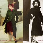 1930s Fashion – Winter Suits in 1936