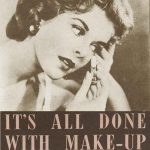 1950s Makeup Tips for Teenagers