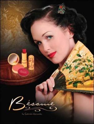 Besame Cosmetics - vintage style makeup