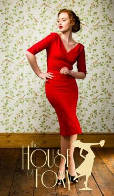 House of Foxy - Vintage inspired fashion, dresses & ladies clothing