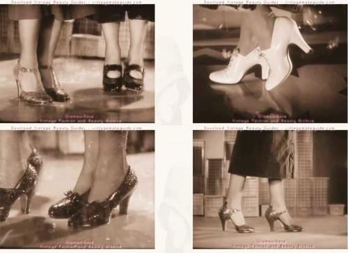 High-Heel-Fashion-in-1930