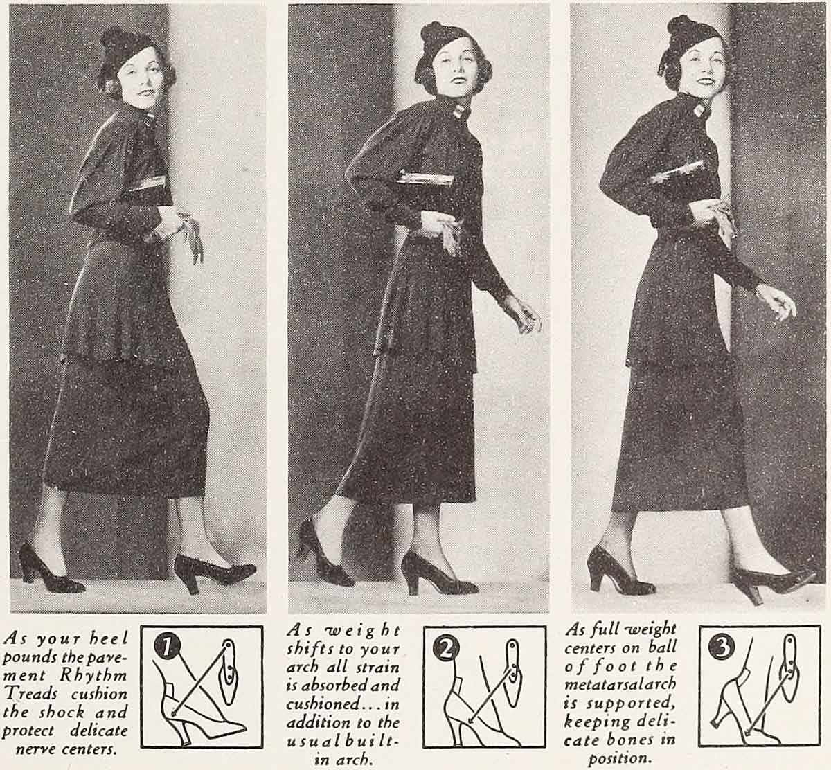 High-Heels-in-1930---Why-Women-Wear-them---chart