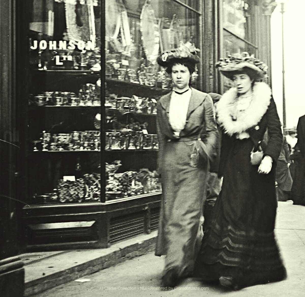 Strolling-on-Grafton-street-1900