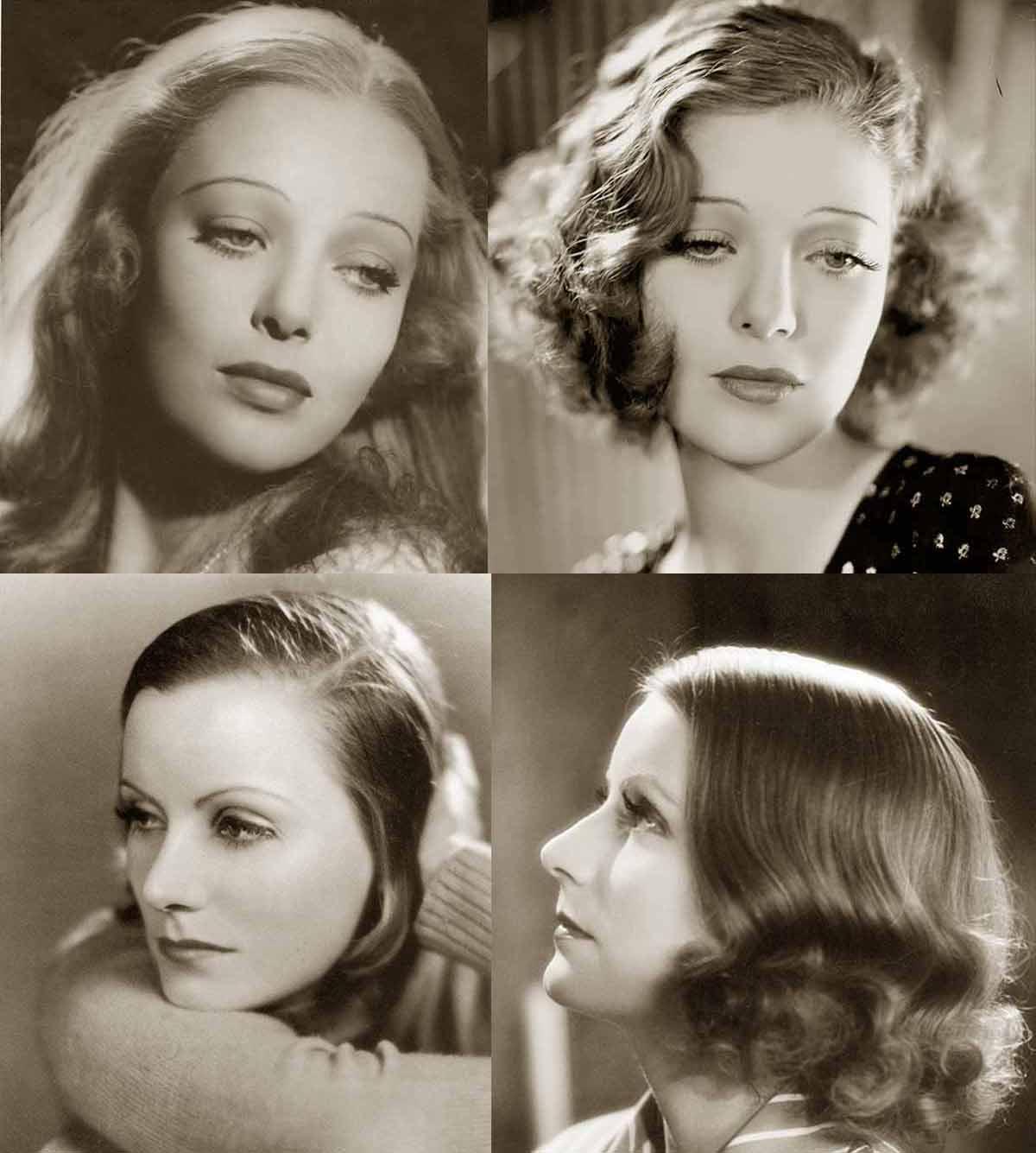 Pleasing 1930S Hairstyle Glamourdaze Short Hairstyles For Black Women Fulllsitofus