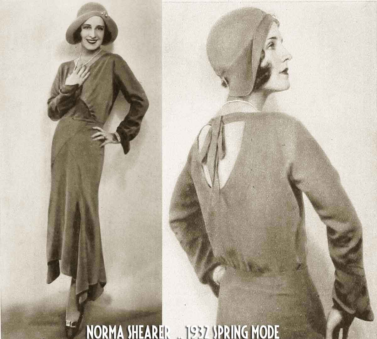 1930s-Hollywood-Fashion---Spring-Lines-for-1932-Norma-Shearer