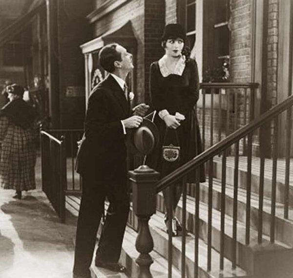 Clara Bow in It (1927) - little black dress