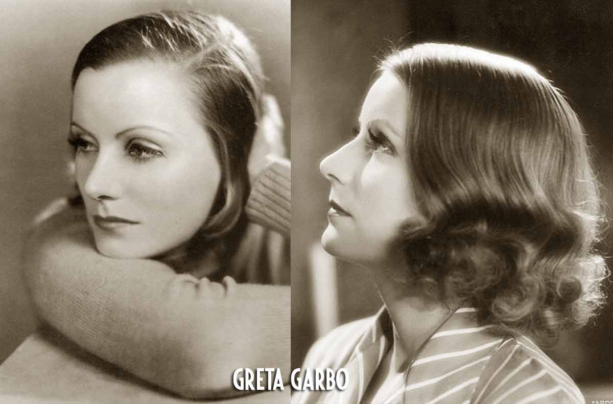 1930 Hairstyles beautiful 1930s shag hairstyle Greta Garbo 1930 Hairstyles Can Change Your