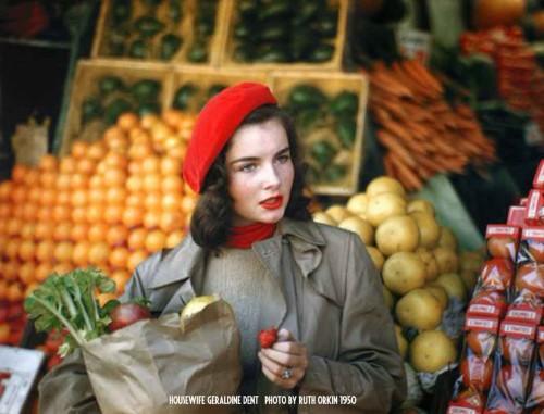 Ruth Orkin Photograph 1950
