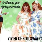 1940s and 1950s Spring Wear – Vivien of Holloway