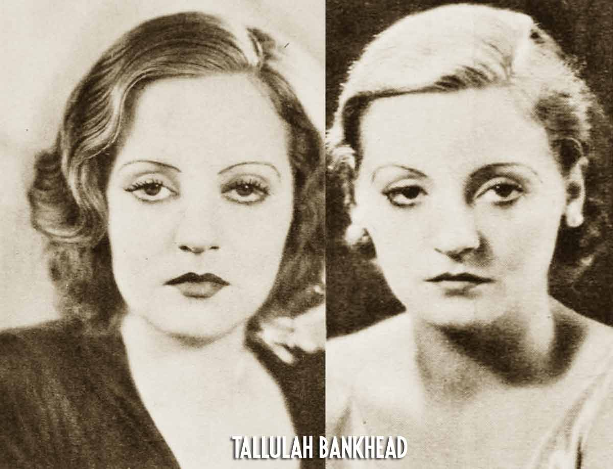 1930 Hairstyles 1930s hairstyles Tallulah Bankhead 1930 Hairstyles Can Change Your