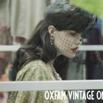Oxfam Face for Vintage Online Fashion 2016