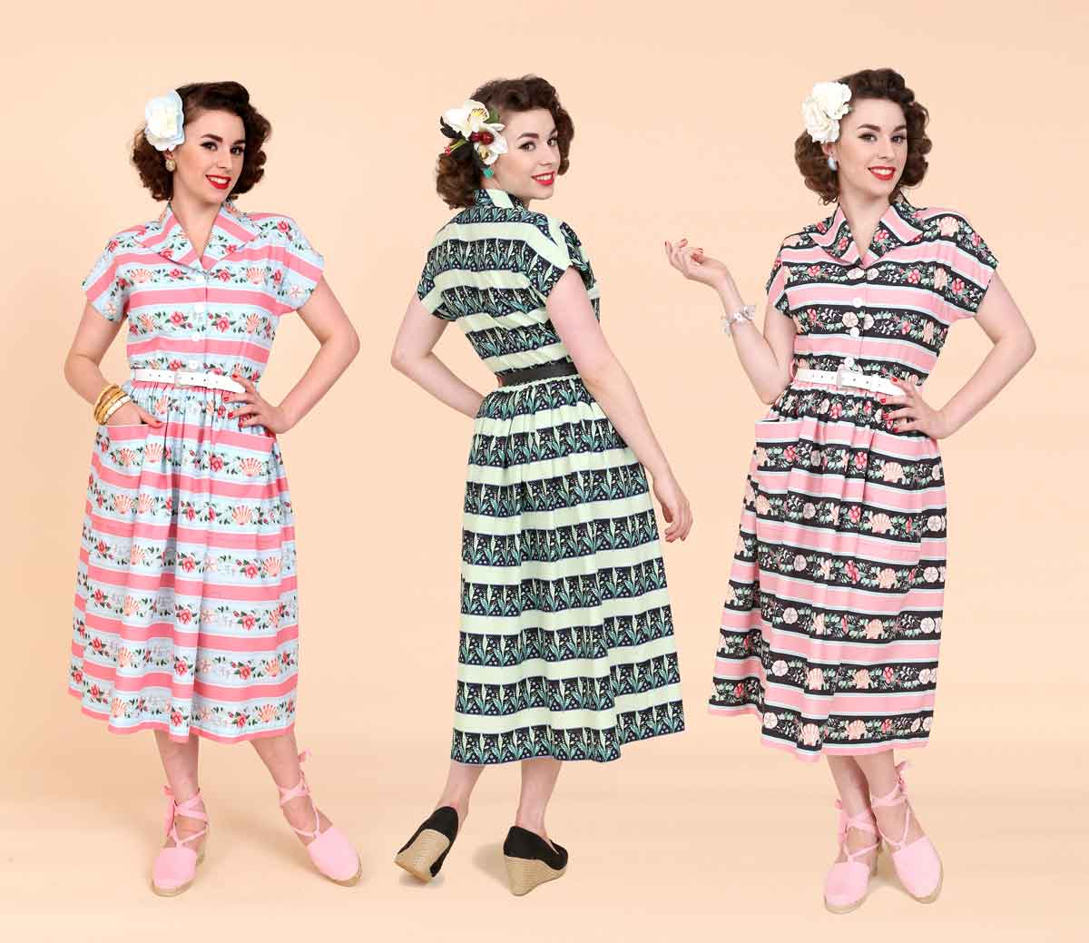 Vintage-Style-Spring-Fashions-from-Vivien-of-Holloway---Kitty-day-dress