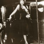Screen Debut of the Little Black Dress 1927