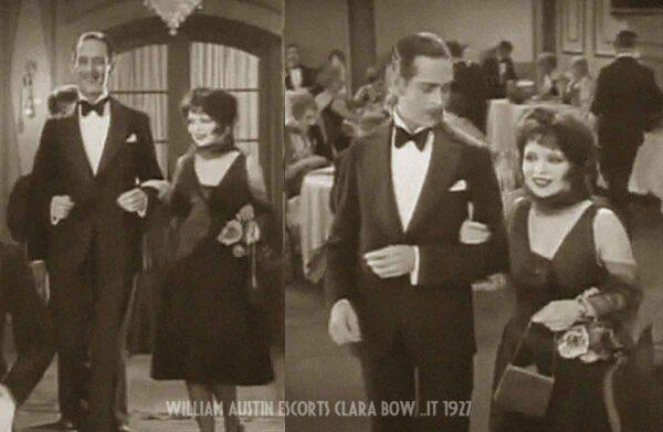 Little black dress debut - It (1927)