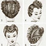 1940s Hairstyle – Exciting Post War Hair ideas