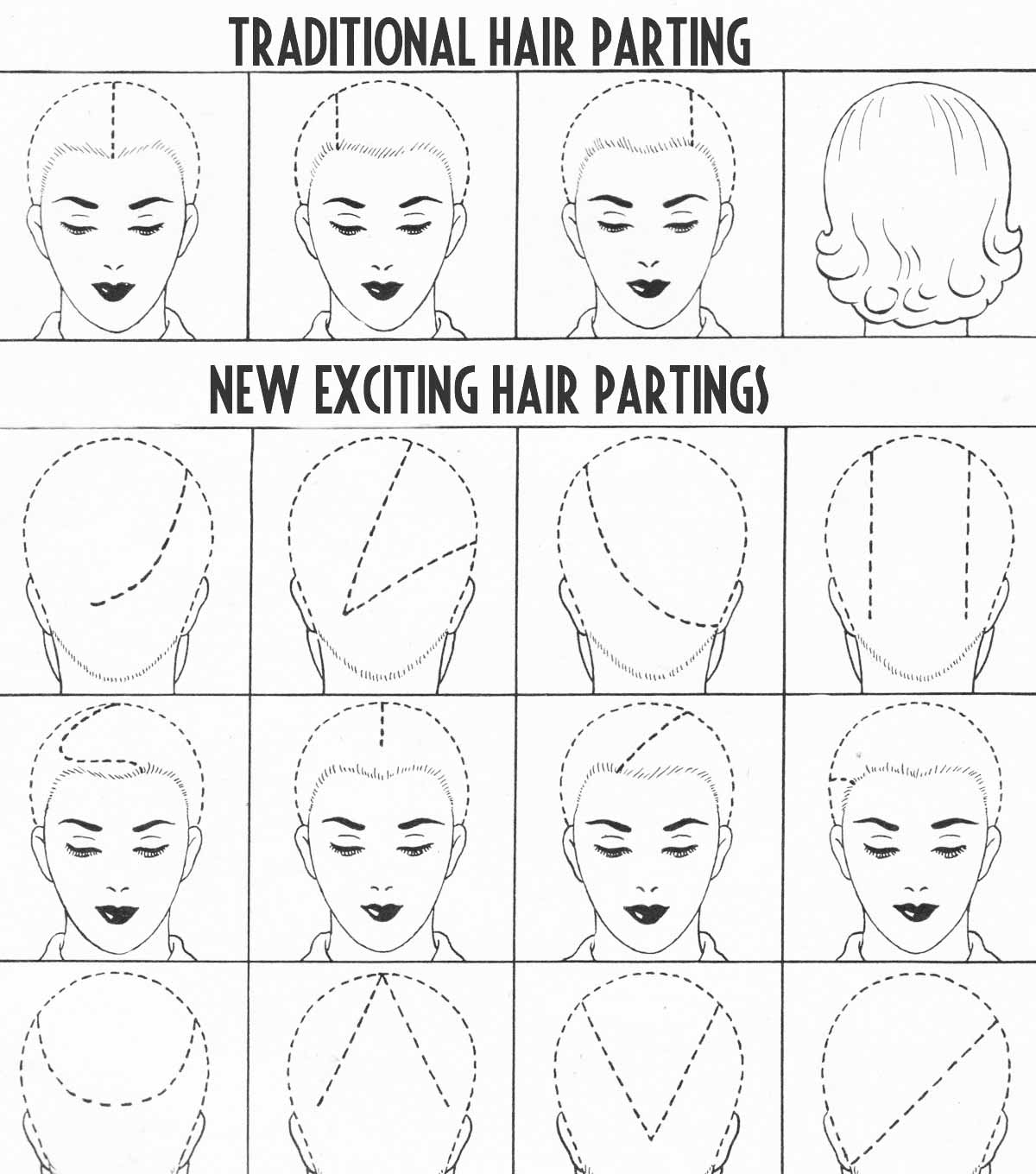 How to do 1940s hair