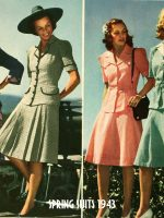 1940s-Fashion---Spring-College-Suits-for-1943