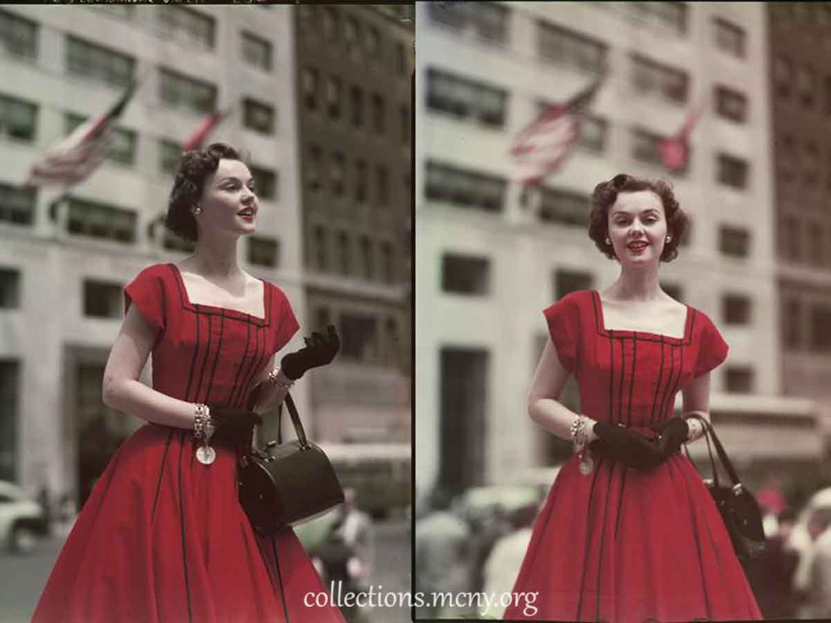 1950s-Fashion---Fifth-Avenue-Style-in-1952---Pat-Geoghegan