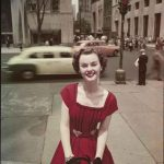 1950s Fashion – Fifth Avenue Style in 1952