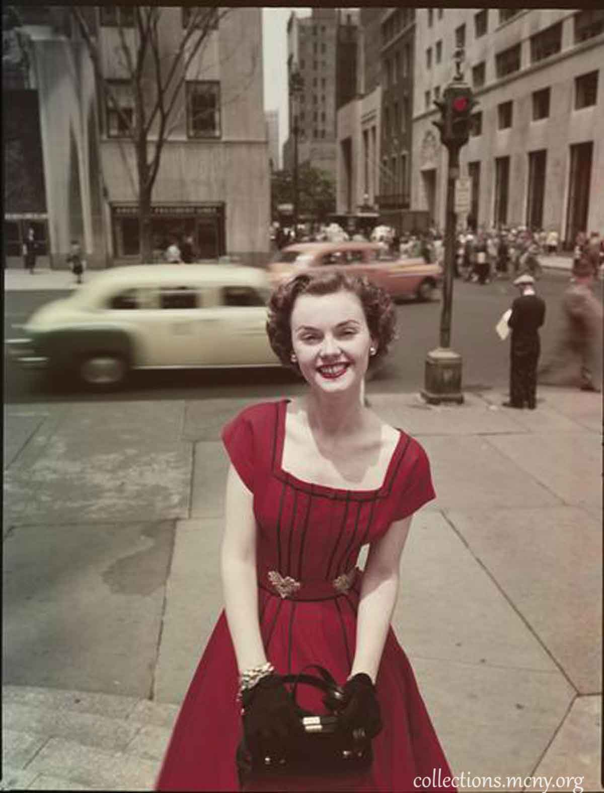 1950s Fashion Fifth Avenue Style In 1952 Glamour Daze