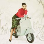 Vespa Chic – How the world was seduced by a scooter
