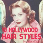 Free 1952 Hollywood Hairstyle Booklet