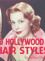 10-HOLLYWOOD-HAIRSTYLES---1952-Booklet-by-Arlene-Dahl-cover