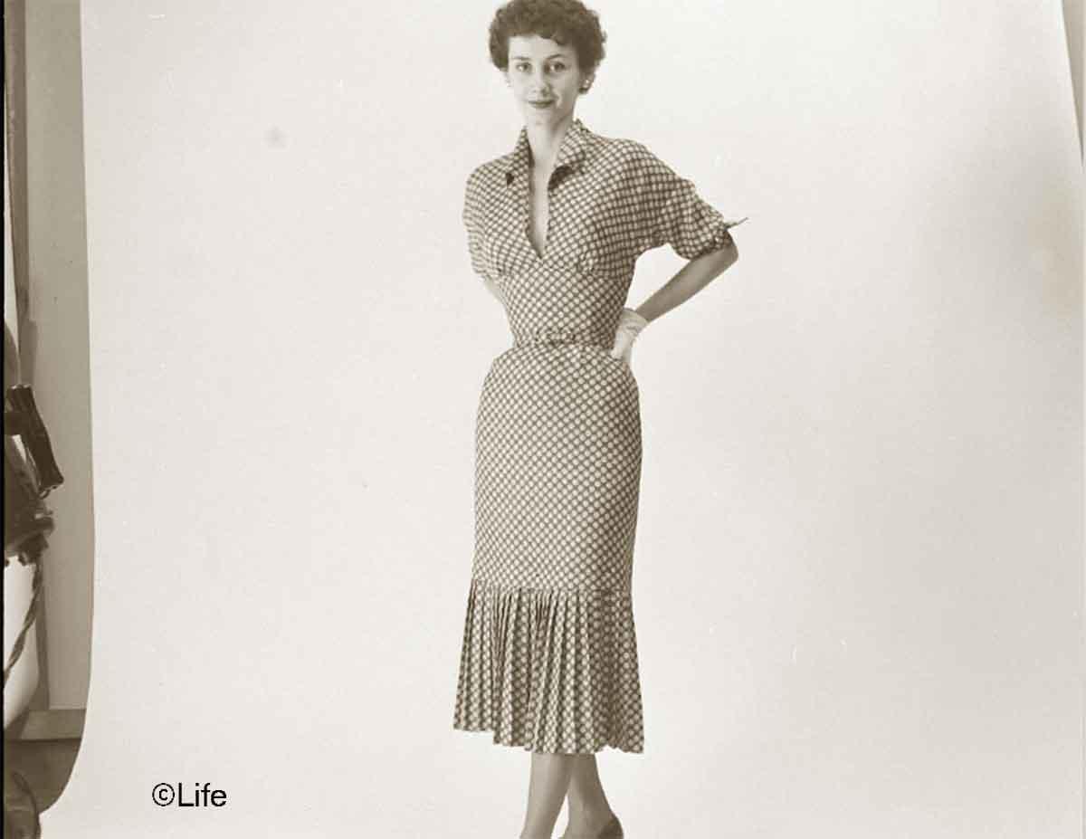 1940s Post War Fashion 20 00 Budget Dresses Glamour Daze