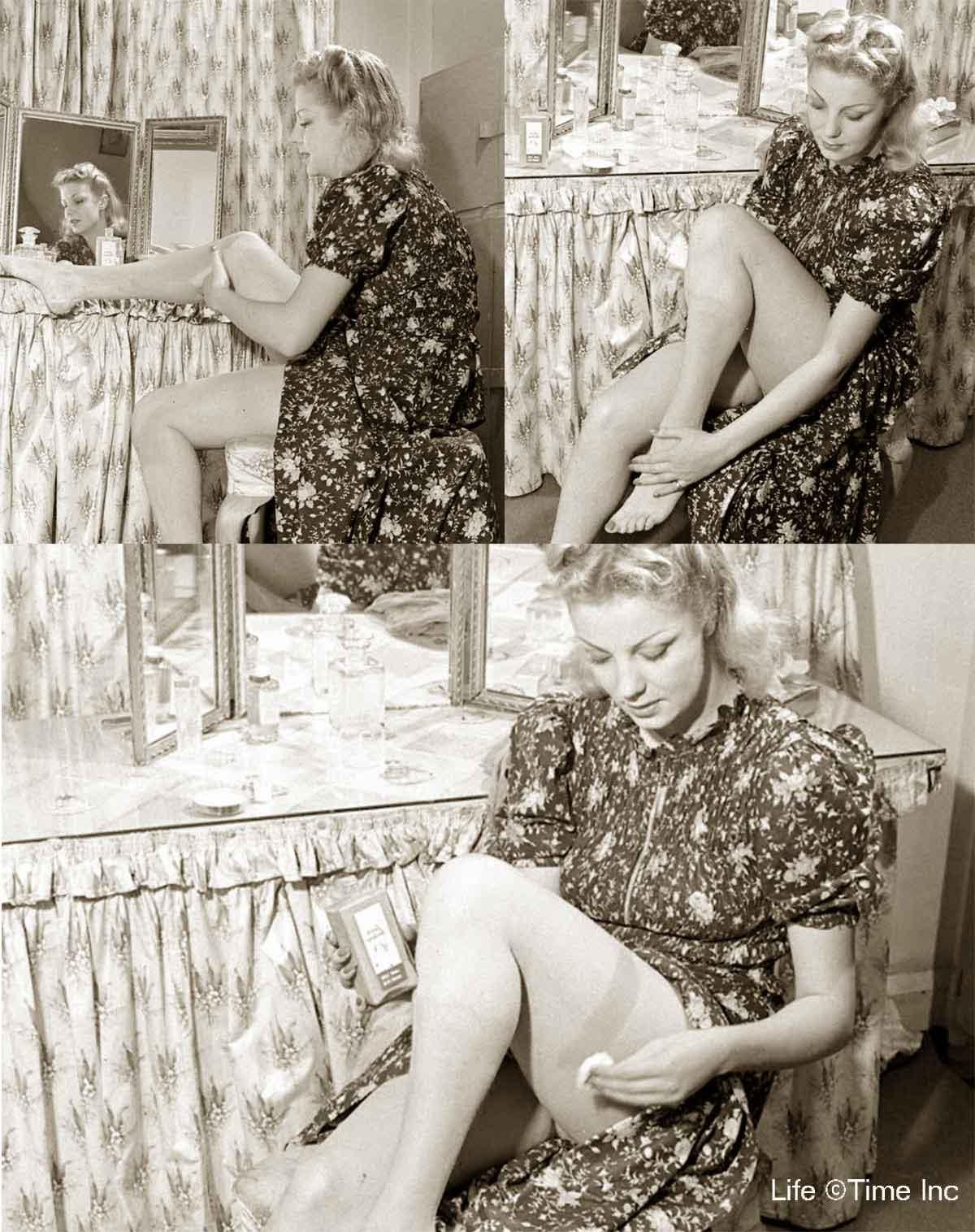 Summer Nylon Stockings 58