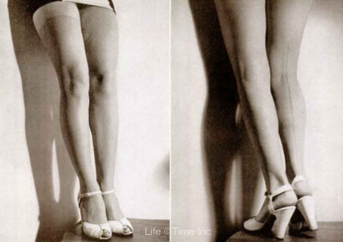 1940s-Fashion---Liquid-Stockings-for-Summer4