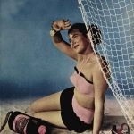 1940s Fashion – Summer Frock and Swimsuit Styles