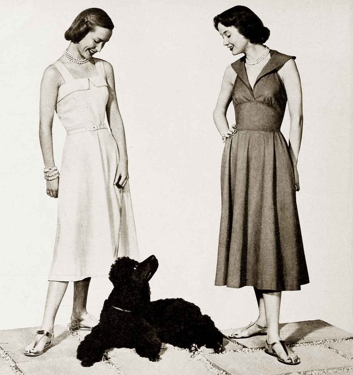 1940s-Fashion---Summer-Frock-and-Swimsuit-Styles-4