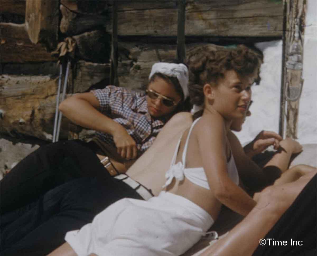 1940s-Fashion---Summer-Skiing-in-1942-Sun Valley idaho